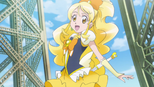 Cure Honey on Pretty Cure Weekly