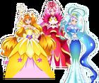 L twinkle mermaid scarlet
