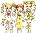 Cure Lemonade/Urara Kasugano