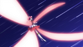 Cure Mirage's Extended Wings