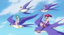 Pretty Cure All Stars Haru no Carnival HCPC team