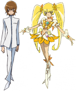 Myoudouin Itsuki-Cure Sunshine (Official)