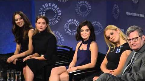 Pretty Little Liars @ Paley Fest in NY Oct 11 (full panel)-0