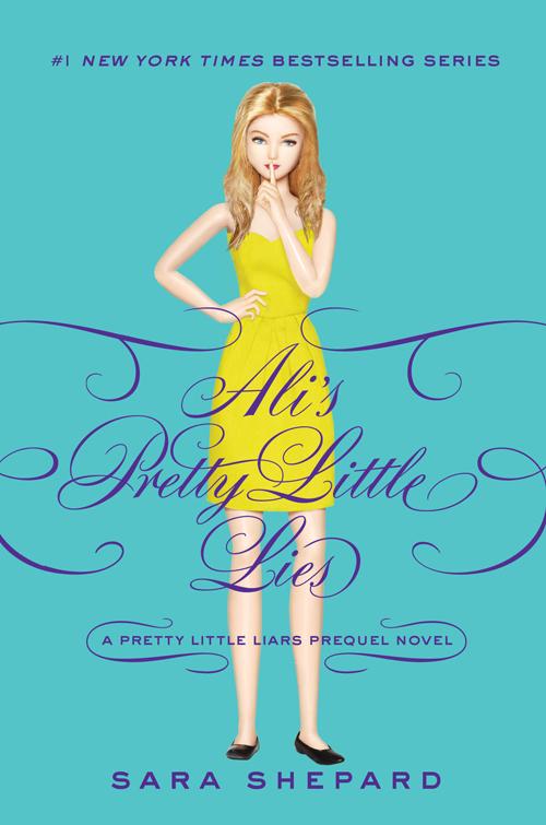 Pretty Little Liars Book Cover : Ali s pretty little lies liars wiki