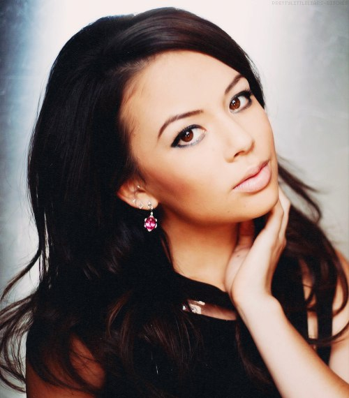 janel parrish fansite