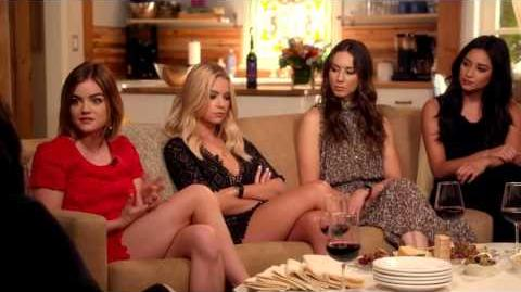 PLL 5YearsForward - Aria Winter Premiere on Tuesday, January 12 at 8pm 7c!
