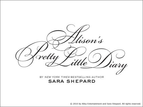 pretty little liars book 1 pdf