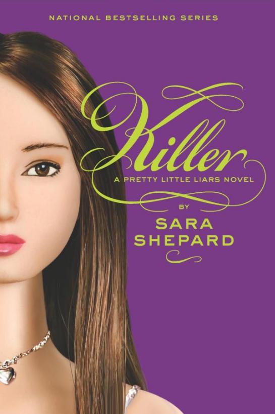 Book Cover Of Pretty Little Liars ~ Killer pretty little liars wiki fandom powered by wikia