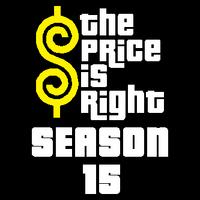 Price is Right Season 15 Logo