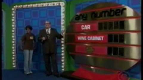 Another perfection on Any Number -- The Price is Right (Carey)