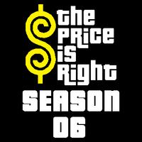 Price is Right Season 06 Logo