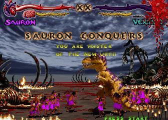 Sauronconquers