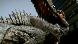 4x1 SpinosaurusInLondon