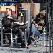 Critictoo series - Primeval On the set (16)