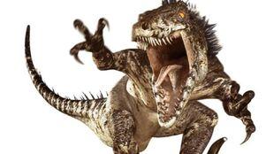 Series 4 Dromaeosaurus Promo