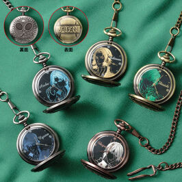 Prince of tennis pocket watch