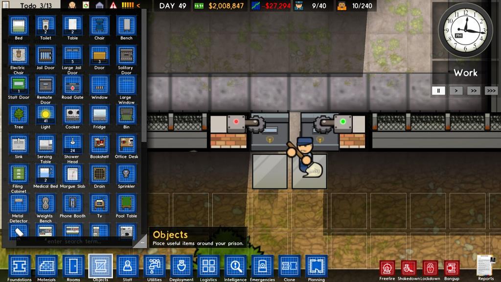 Logic Objects Prison Architect Wiki Fandom Powered By