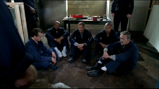 Michael Scofield S First Escape Plan Fox River Prison
