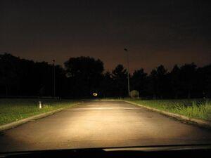 Prius 3 - Halogen Headlights