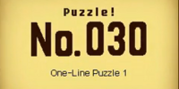 One-Line Puzzle