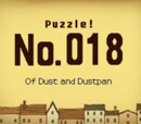 Of Dust and Dustpan