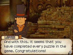 Professor Layton Challanges
