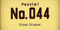 Stamp Stumper