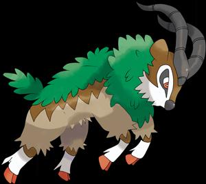 Gogoat | Project Pokemon Wiki | Fandom powered by Wikia  Gogoat