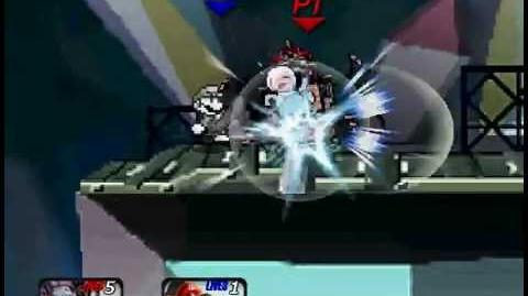 Super smash bros. crusade 0.8(Porky vs Metal Mario)