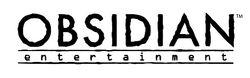 Obsidian-entertainment-logo
