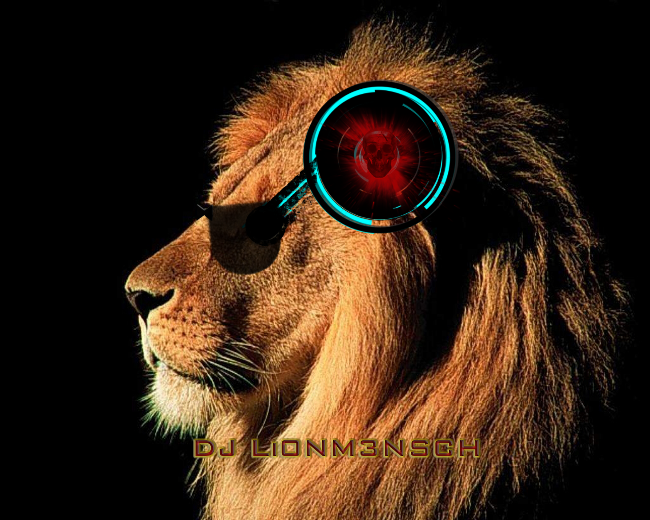 Dj Lion Logo Photo by entlion | Photobucket