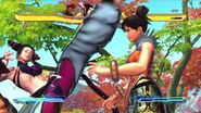 Street fighter x tekken juri han vs ling xiaoyu 2 by themilkguy-d53q6jc