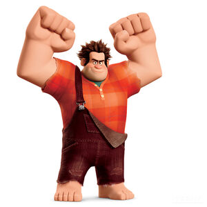 Wreck-It Ralph (Video Game Villain)