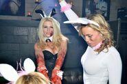 Ashley Massaro Halloween 2013