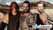 NWO 2012 WWE Championship Match