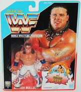 WWF Hasbro 1992 British Bulldog