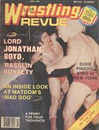 Wrestling Revue - April 1980