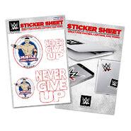John Cena HLR Sticker Sheet