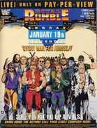 Royal Rumble 1992 Poster