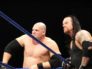 Taker and Kane house shows