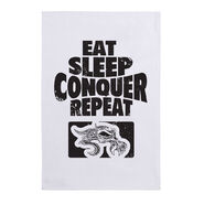 Brock Lesnar Eat, Sleep, Conquer, Repeat Sports Towel