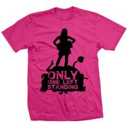 Melissa Anderson Only One Left Standing Shirt