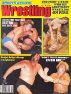 Sports Review Wrestling - February 1979