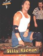 1999 WCW Embossed (Topps) Billy Kidman 36