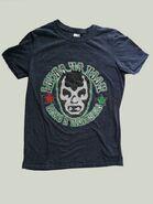 Lucha VaVoom Filmore T-Shirt