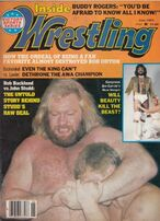 Inside Wrestling - June 1983