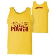 Hulk Hogan Python Power Tank Top