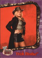2002 WWE Absolute Divas (Fleer) Trish Stratus 26
