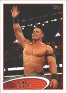 2012 WWE (Topps) John Cena 1