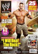 WWE Magazine January 2012